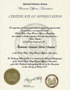 54-2017 USAWOA COA-Chapter SILVER Chapter Certificate