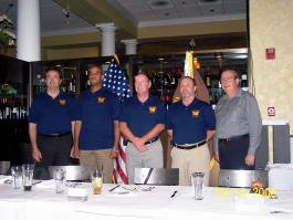 cc-Redstone Chapter Officers - September 2006