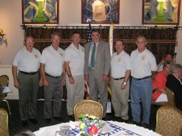 bb-Redstone Chapter Officers - September 2004