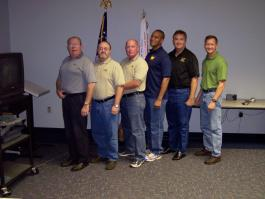 dd-Redstone Chapter Officers - September 2008