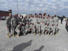 10-2014 HSV VD Parade-AAMU Cadets